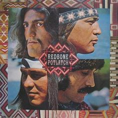 redbone music   Redbone - Potlatch