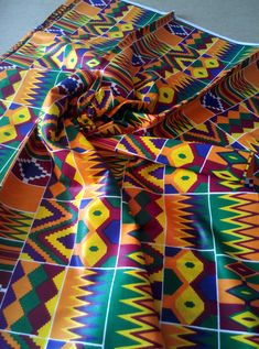 This item is unavailable Kitenge, African Fabric, Crafty Projects, Printed Cotton, Ankara, Crafts To Make, Dress Making, Yards, Printing On Fabric