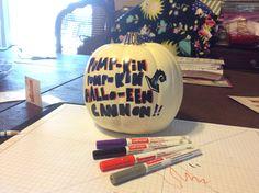 DIY soul eater Halloween decoration