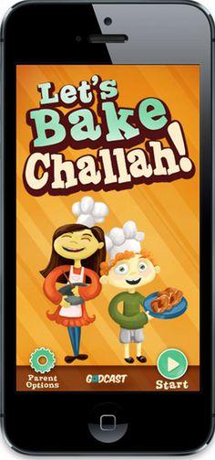 Let's Bake Challah App