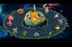 Dawn of Fire! My Singing Monsters, Most Popular Games, You Monster, Dawn, Fire, Movie, Film, Cinema, Films
