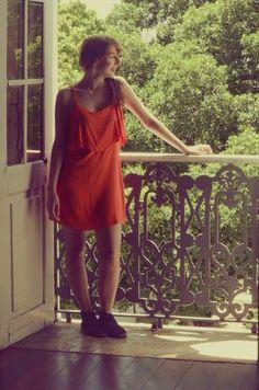 Vestido camadas