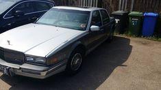 eBay: 1988 Cadillac Seville Elegante