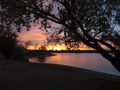 Another great morning in Casper, Wyoming!  Pond by the eastside dog park.
