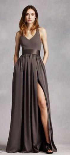 http://www.davidsbridal.com/Product_v-neck-halter-gown-with-sash-vw360214_bridesmaid-dresses-all-bridesmaid-dresses David's Bridal Vera Wang