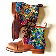 Teysha custom made boots - putting these on my love list :D