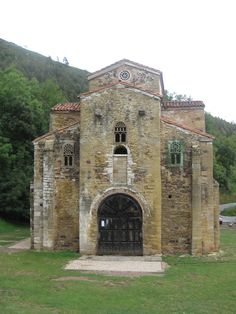 St. Michael of Lillo (Spanish: San Miguel de Lillo)