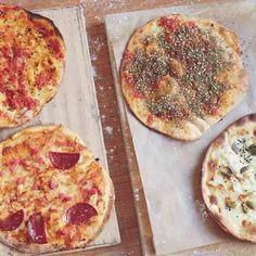 Manakish: Syrische Pizza | BRIGITTE.de