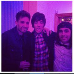 Josh, Oli, & Vic At Kerrang Awards -Bring Me The Horizon -You Me At Six -Pierce The Veil
