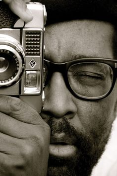 Koto Bolofo, a South African fashion photographer. Grew up in Great Britain.