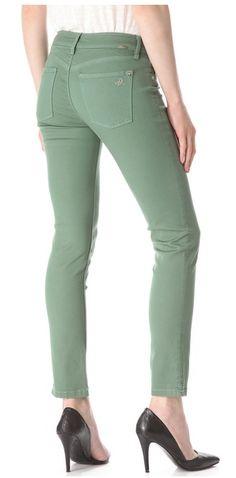 """$168 Angel Skinny Jeans via boutiika.com  ✮✮""""Feel free to share on Pinterest"""" ♥ღ www.fashionandclothingblog.com"""