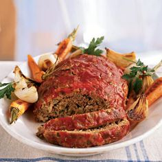 Our Best Meat Loaf Recipes | Classic Meat Loaf | CookingLight.com