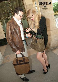 Tote bag men, besace bag woman