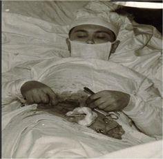 blogAuriMartini: Leonid Rogozov - Fez auto-cirurgia de apendicite