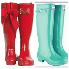 Cutest Rain Boots - Cr Boot
