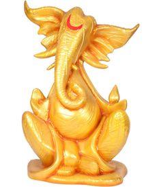 Gold Mast Ganesh