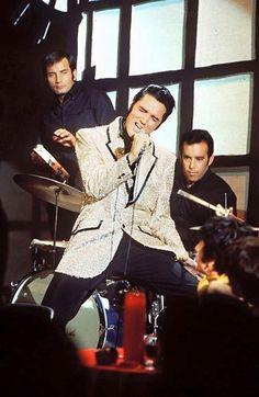 Elvis Presley 1968 Comeback special.