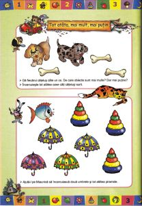 fise matematica 4-5 ani | Cu Alex la gradinita Activities, Math, Comics, Kids, 5 Years, Decor, Balcony, Bebe, Young Children
