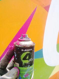 45 Spray paint de 360 #Sable