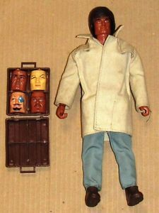 Vintage 80'S BIG JIM Mattel SPY Series Secret Agent 004 Doll Action Figure | eBay