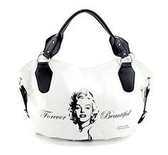 Marilyn Monroe Bags, Purses and Wallets  are classic and always look fabulous!