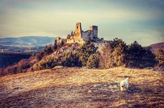 10 najkrajších HRADOV a ZÁMKOV na Slovensku, ktoré nám môže závidieť celý svet | interez.sk Monument Valley, Instagram Posts, Nature, Travel, Beautiful, Naturaleza, Viajes, Destinations, Traveling