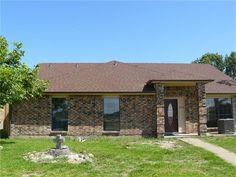 9216 Willard St, Rowlett, TX 75088. 4 bed, 2 bath, $155,000. Partially restored a...