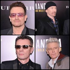 "U2 at the premiere of ""Mandela: Long Walk to Freedom"" in New York City, November 2013#u2NewsActualite #u2NewsActualitePinterest  #u2 #bono #PaulHewson #TheEdge #DaveEvans #DavidEvans #AdamClayton #LarryMullen #LarryMullenJr #music #rock #film #picture #cinema #LongWalkToFreedom #Mandela #2013   http://balazstiszai.tumblr.com/post/68370891723/u2-at-the-premiere-of-mandela-long-walk-to"