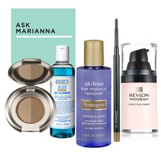 Our beauty guru Marianna Hewitt is back again answering reader-submitted questions. This week she's giving the scoop on the best drugstore face primers, facial cleansers and more:
