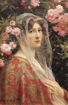 "Elizabeth Sonrel (French, 1874–1953), ""Cordelia"" | by sofi01"