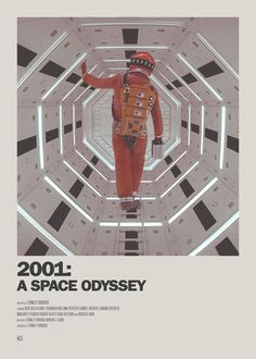 film poster design A Space Odyssey Minimal Movie Poster Iconic Movie Posters, Minimal Movie Posters, Cinema Posters, Movie Poster Art, Poster S, Iconic Movies, Poster Wall, Space Posters, Stanley Kubrick Exhibition