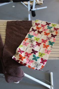 burp cloth - use for old bath towels??  flannel and terry bath towels