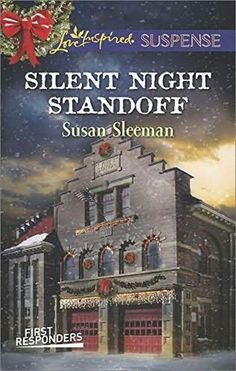 Silent Night Standoff and Giveaway | Kimberly Rose Johnson