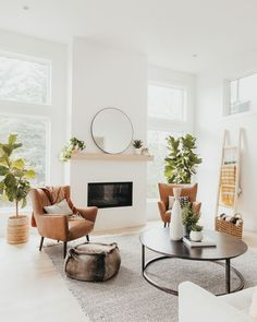 8 IMPORTANT ASPECTS OF A SCANDINAVIAN LIVING ROOM