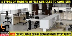 Visit Our Office Furniture Showroom Located On Beltway-8 between West Little York & Tanner Rd. On The West Side Of Beltway-8 In Houston, Texas Choosing the right cubicles for your office is a bigger decision than it may seem at first. You need to provide your employees with stylish, modern office cubicles for overall morale within the workplace as well as increased productivity