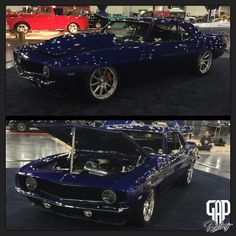 We have Glen\'s Camaro al setup at the @houstonautorama ! This car has made and awesome transformation. Come down to the George R Brown this weekend and check it out. We will have a lot of pics from the show in the next few days. @pro_touring_garage @gapracing #gap #gapracing #gapracingtx #builtbygap #camaro #chevy #chevrolet #forgeline Forgeline Motorsports @ridetechsuspension #ridetech @ppgrefinish #ppg #ppgrefinish @whipplesuperchargers #whipple @mastmotorsports #mastmotorsports @wilwooddiscbrakes #wilwo