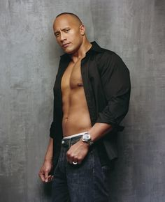 Dwayne Johnson cause come on, wouldn't your house just be an amazing place with him in it?!