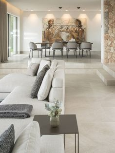 """""""The Cap Adriano experience"""" by Minotti Home Interior Design, Home And Living, House Interior, Luxury Living Room, Living Room Decor Apartment, Home, Interior, Luxury Living, Living Room Design Modern"""