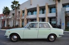 1967 Toyota Corona RT43 Deluxe Sedan - $3900....my first car...paid 800.00 in 72, had 19,000 miles on it. Bench seats....