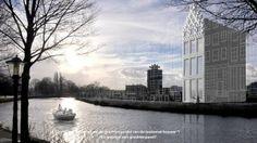 3D Print Canal House traz de volta a personalização da arquitetura.
