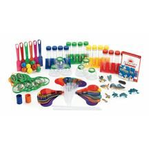 """Super Science Kit - 104 Pieces This kit is filled with over 100 quality science """"tools"""" - a great science center resource."""