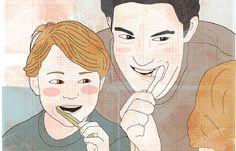 13 errores que cualquier papá comete