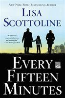 New York Times bestselling author Lisa Scottoline's visceral thriller, Every Fifteen Minutes, brings you into the grip of a true sociopath and shows you how, in the quest to survive such ruthlessness, every minute counts. Great Books, New Books, Books To Read, Reading Lists, Book Lists, Reading Record, Reading Time, Reading Room, Lisa Scottoline