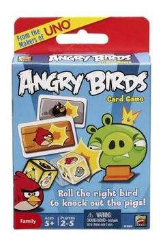 Angry Birds Card Game on family game night! Join the fun here:  http://nintendo.promo.eprize.com/pinterestsweeps
