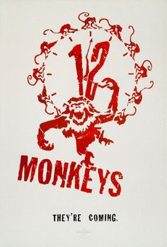 Return to the main poster page for 12 Monkeys