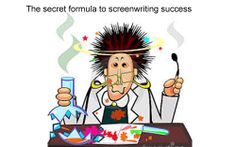The secret to being a successful writer is...  http://www.writeforhollywood.com/The-Secret-to-Being-a-Successful-Writer/