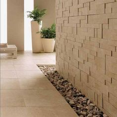 32 Brief Article Teaches You the Ins and Outs of Elegant Stone Wall Interior Designs - nyamanhome Stone Interior, Patio Interior, Apartment Interior Design, Interior Walls, Bathroom Interior Design, Decor Interior Design, Interior Decorating, Interior Ideas, Wall Cladding Interior
