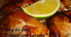 Blog da Suzy : Frango com Laranja (Fácil)