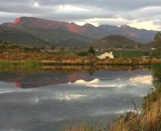 Uitvlugt Cottages and Camping Sites - Set in the picturesque McGregor surrounded by mountains, Uitvlugt offers a well balanced, quiet atmosphere with space to breath fresh mountain air and feel free. Sit by the side of the dam like you did . Campsite, Weekend Getaways, South Africa, Earth, River, Mountains, Cottages, World, Places