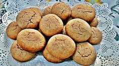 Galletas integrales sin azúcar Churros, Sugar Free, Healthy Recipes, Healthy Foods, Yummy Recipes, Muffin, Low Carb, Yummy Food, Bread